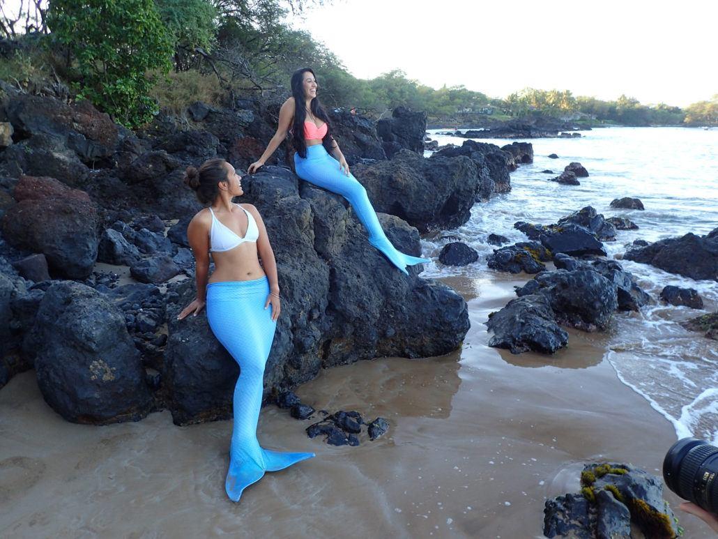 blue mermaids beach rocks