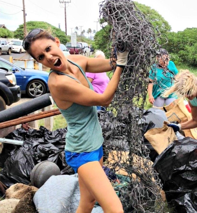 marine debris Hawaii